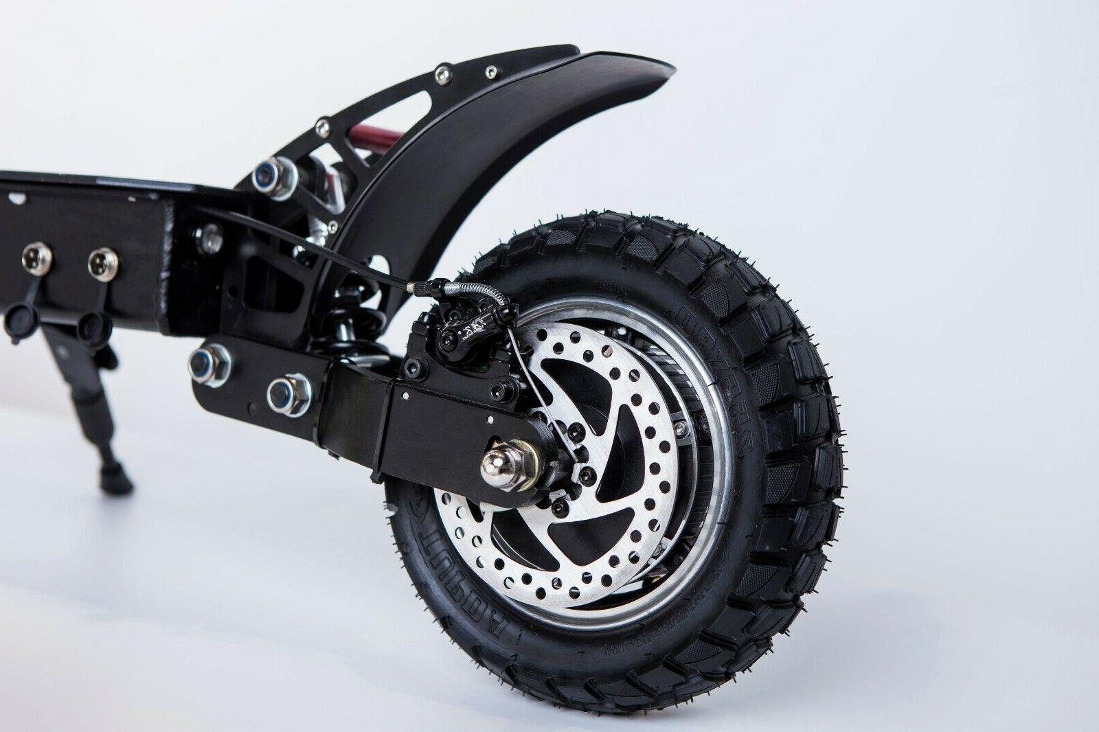 NANROBOT Electric Scooter 2000W Power