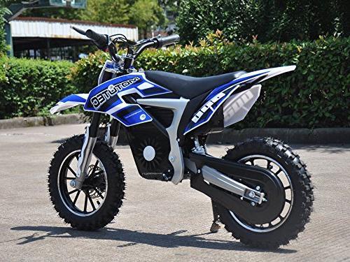 DIGI-MTDIRTLITHIUMBLUE-MotoTec Bike Blue