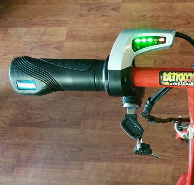 Razor Dirt Quad Kit 36v Overvolt Kit FAST Controller Throttle