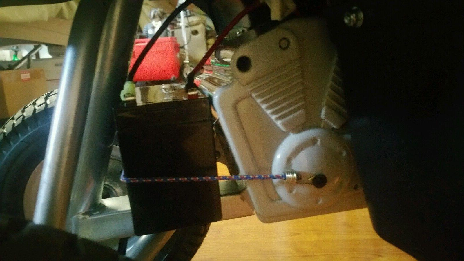 Razor Dirt Quad Performance Kit Overvolt FAST Controller and