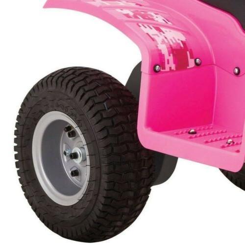 Razor Dirt Digital Pixel- Off-Roading ATV