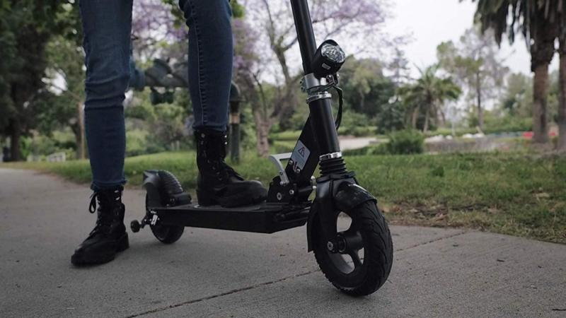 Glion Dolly Foldable Adult Electric w/ Premium