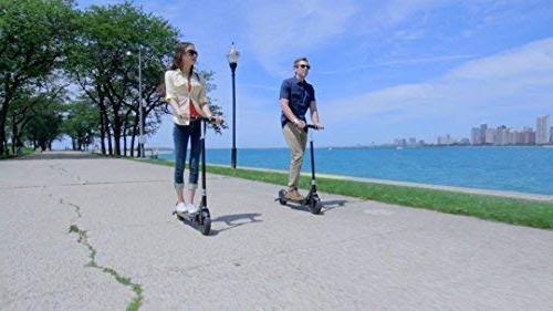 Glion Dolly Adult Electric Scooter Li-Ion Black