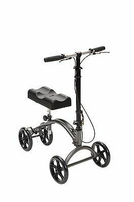 dv8 aluminum steerable knee walker