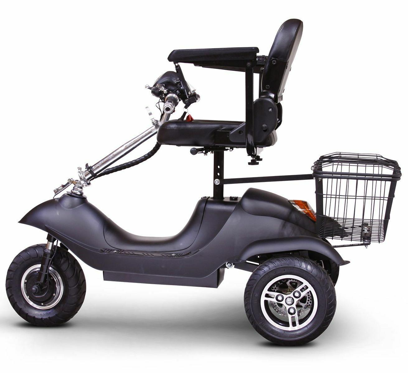 E-Wheels Range Electric +