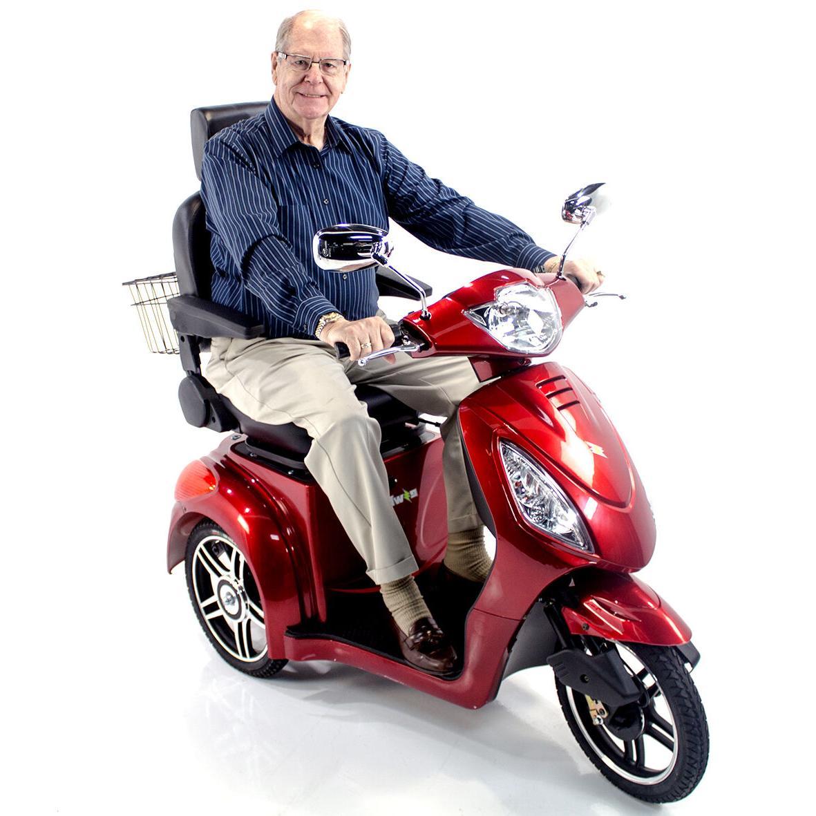 E-Wheels FAST Recreational Mobility Free
