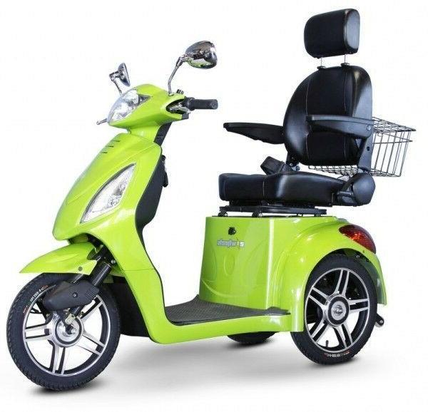 E-Wheels Mobility Scooter EW36 +