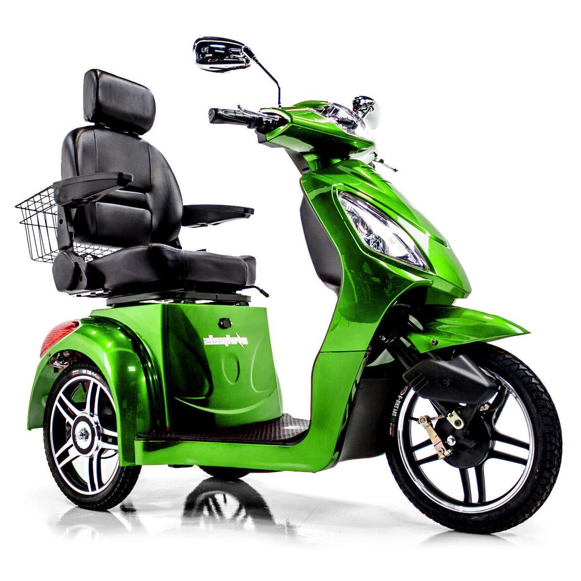 E-Wheels Mobility Scooter EW36 + Free Accessory Bundle!