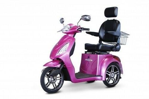 E-Wheels Mobility Scooter EW36 Free Bundle!