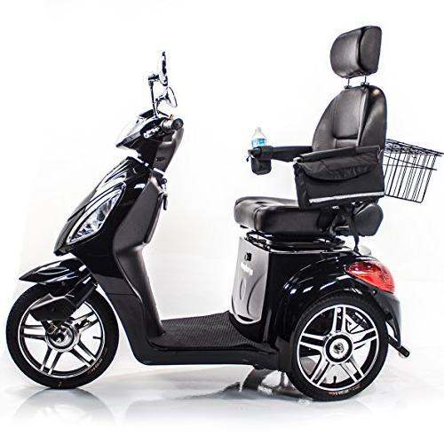 E-Wheels High Power Fast Wheel Mobility Scooter
