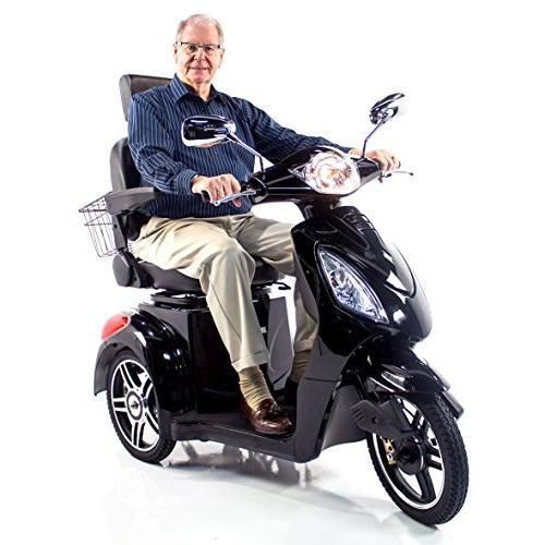 E-Wheels EW-36 Fast Scooter
