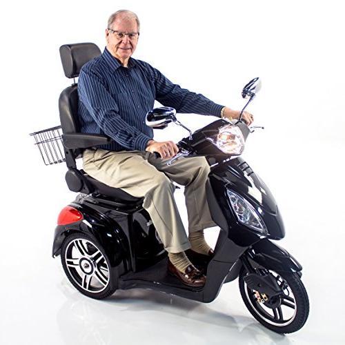 E-Wheels EW-36 Fast 3 Scooter