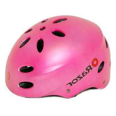 Razor E100 Electric Kids Girls Scooter & Sport Helmet