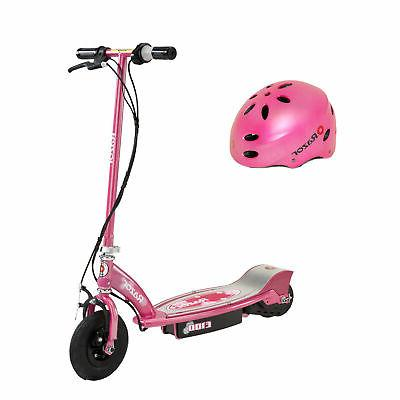 e100 electric scooter youth helmet