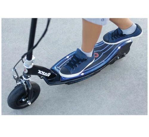 "Razor Scooter for Kids 8 Light-Up Deck 8"""
