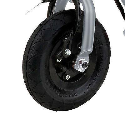 Razor E100 Volt Scooter, Silver
