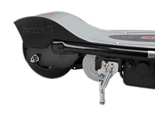 Razor Motorized Electric Scooter Black