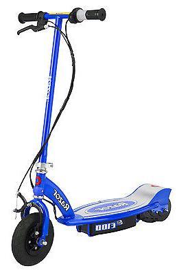Razor E100 Volt Kids Blue