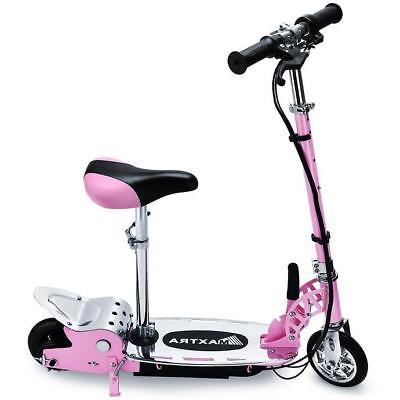 Maxtra Electric Scooter Rechargeable Folding Children Motorized
