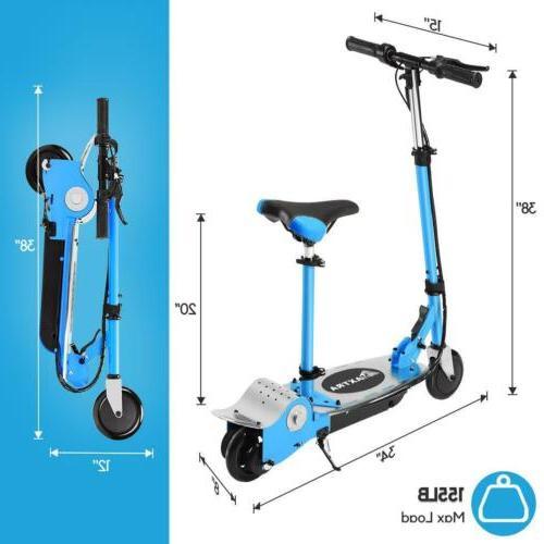 Maxtra Kids Adjustable Heights Motorized Bike