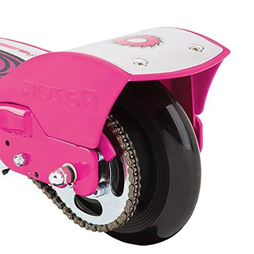 Razor Motorized Powered Pink & 1