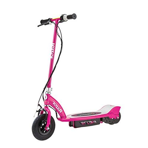 Razor E175 Motorized Rechargeable Electric Kids Pink