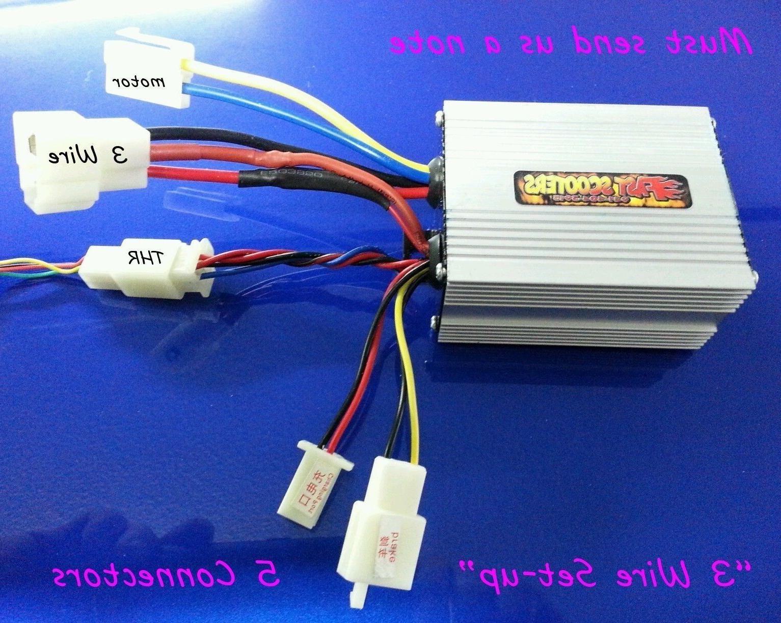 Razor E300 36 Volt Kit