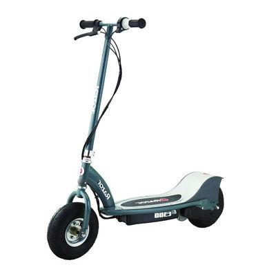 Razor E300 Motorized Rechargeable Speed MPH, Gray