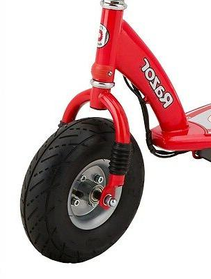 Razor E300 Electric Motorized Ride-On with Helmet and