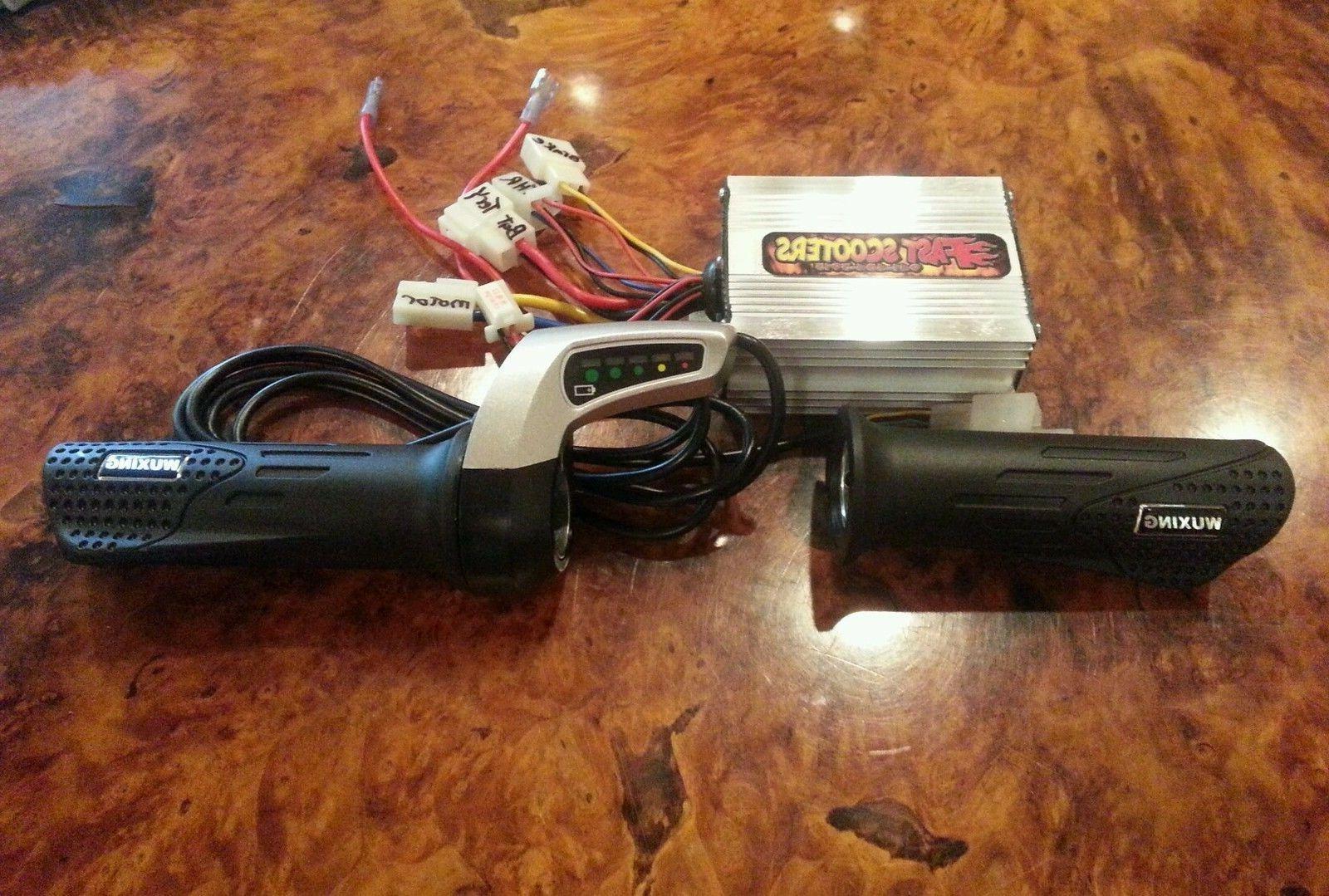 Razor E300 throttle, kit- 36 Over Kit