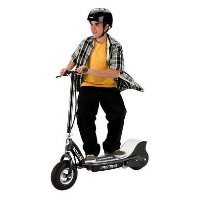 Razor E325 24 Volt On Scooter, Black