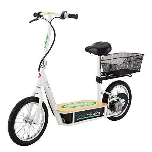 Razor EcoSmart Metro Electric Economical Scooter Seat Rack