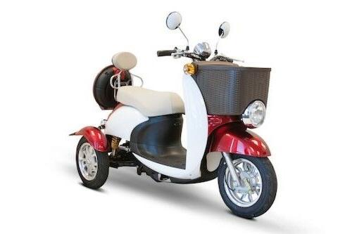 electric 3 wheel e scooter ew11 500w