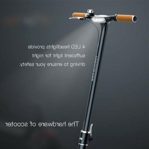 Electric Folding GPS LED