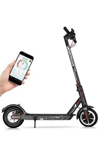 electric folding kick scooter gps 8 5