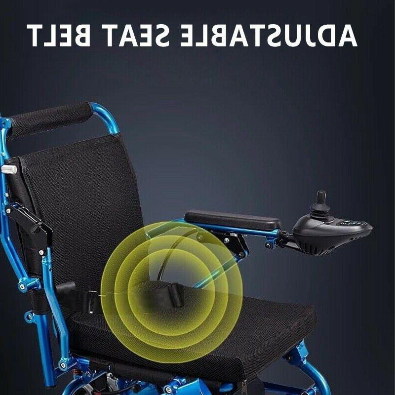 Electric Lightweight Wheelchair Medical