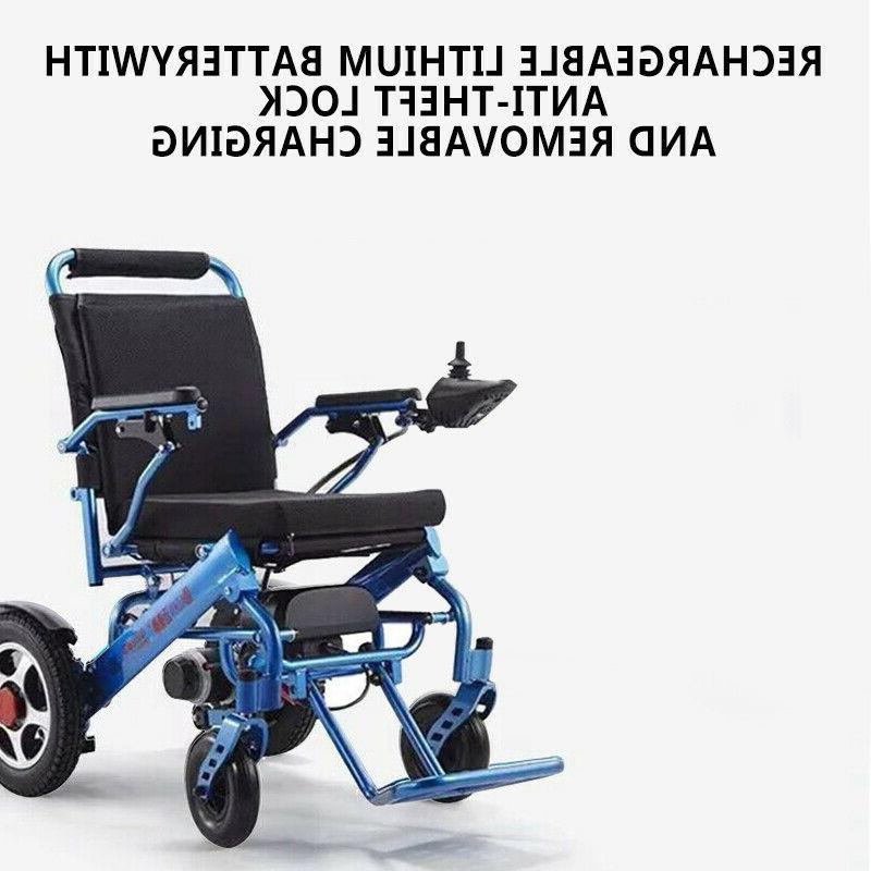 Electric Wheelchair Mobility Motorized