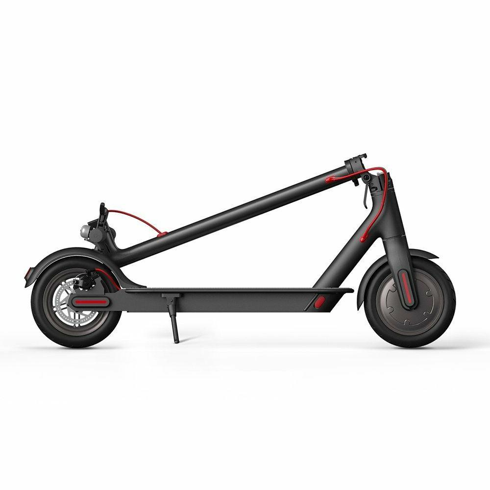 Electric Folding Scooter 18.6 Miles Up to 15.5 MPH Ultralight