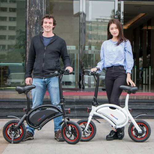 Electric Bike Collapsible Bicycle
