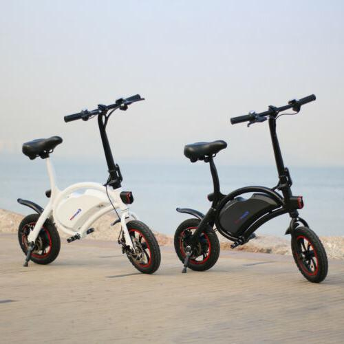 Portable Folding 250W Electric Bicycle E 36V