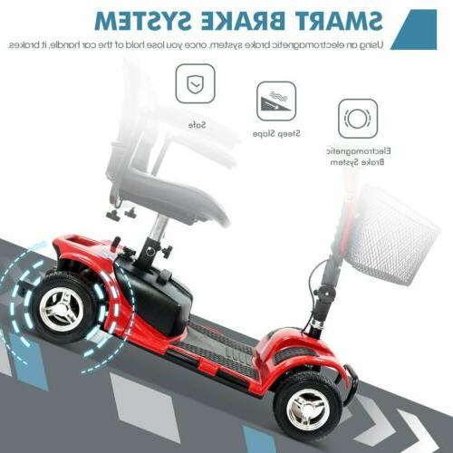 Electric/Hand 4 Wheel