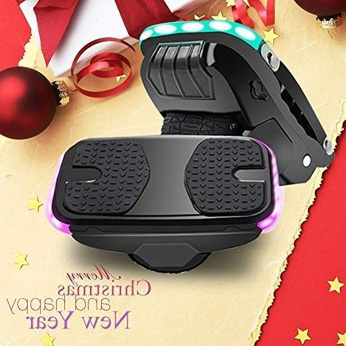 Hoverclub Self Scooter One Wheel with Lights, 250W Dual Motor for and Adults