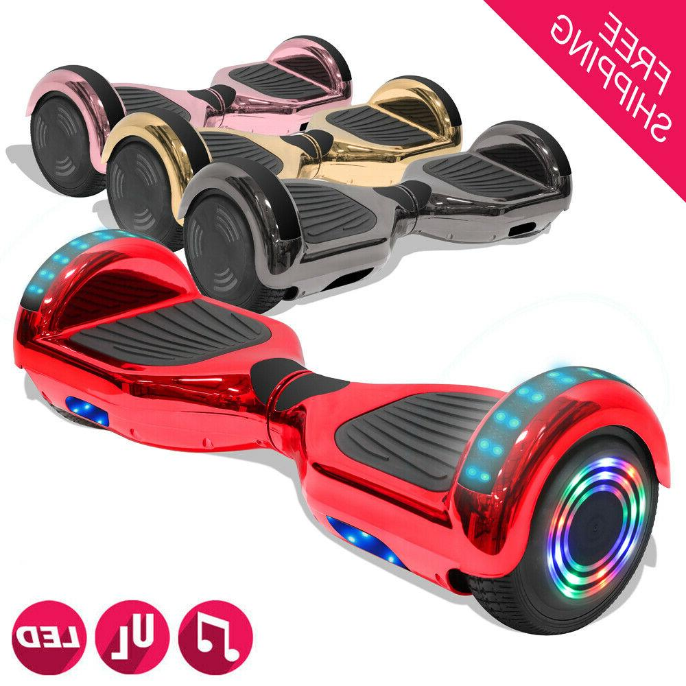 electric hoverboard smart self balancing scooter hover