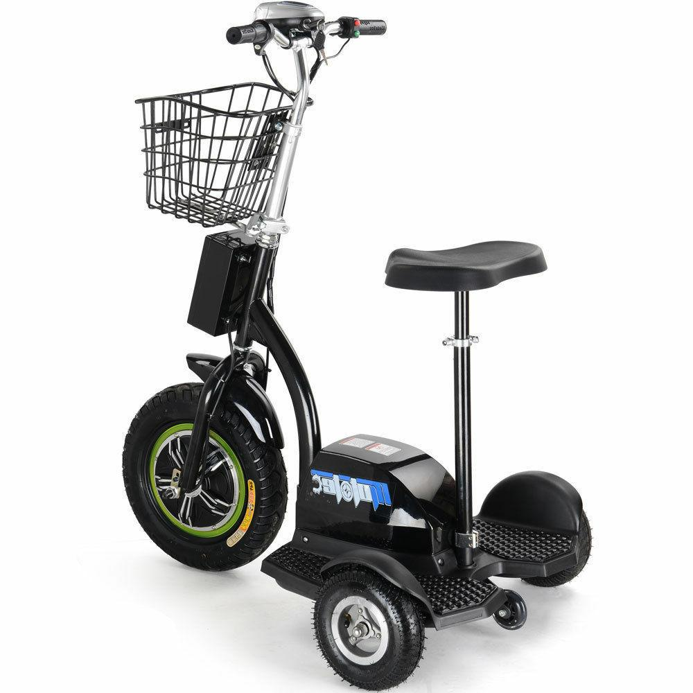 Electric 500W MotoTec 3 Wheel 48