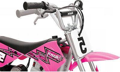 Electric Bike Outdoor Sports Fun Razor MX350 24-Volt Dirt