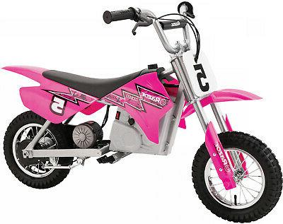 Electric Motocross Sports Fun 24-Volt New
