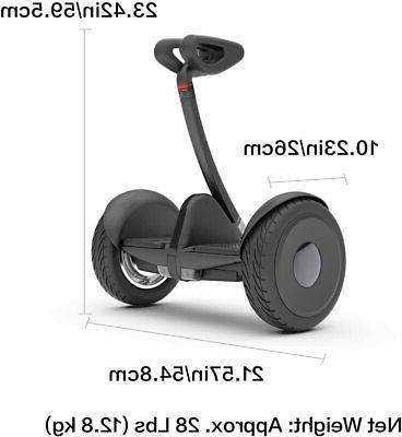 Electric Ninebot S Smart Transporter Black