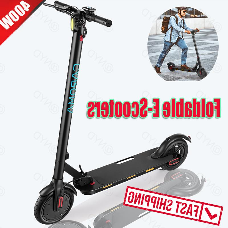 Electric Scooter 20Miles Range 20MPH Top Max Load 265lbs TOP Seller