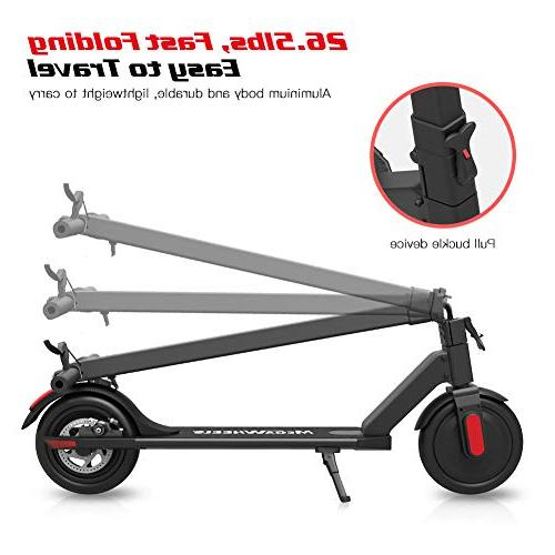 MEGAWHEELS Electric Range to15.5 Portable Folding Scooter 36V Lithium