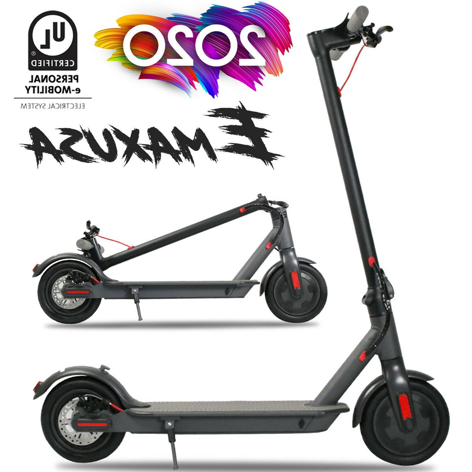 electric scooter adults portable folding e scooter